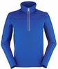 Killy Mens Downhill 1/2 Zip Royal Blue