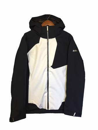 Killy Mens Idol Jacket White/ Deep Night (Close Out)