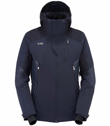 Killy Mens Strategy Jacket Deep Night