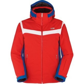 Killy Mens Tactic Jacket Killy Red/ Imperial Blue/ White