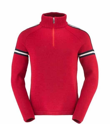 Killy Mens Top Pullover Killy Red