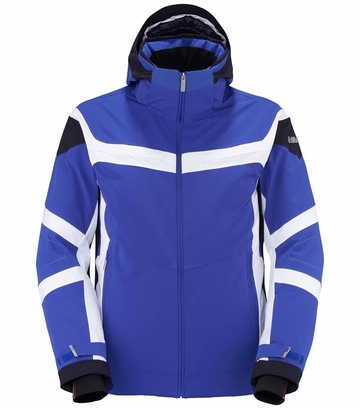 Killy Mens Triple Jacket Royal Blue/ Deep Night/ White