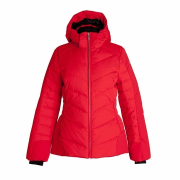 Killy Womens Allure Jacket Formula Red