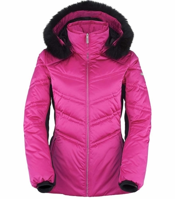 Killy Womens Chic II Jacket Fuchsia