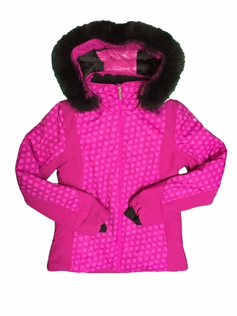 Killy Womens Fancy Jacket Fushia (Close Out)