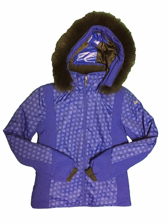 Killy Womens Fancy Jacket Royal Blue