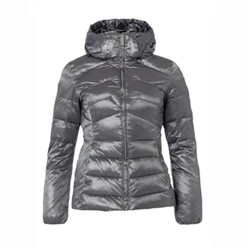 e526f3c01d08 Killy Womens Pearl Down Jacket Silver Grey
