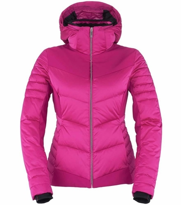 Killy Womens Pretty Jacket Fuchsia