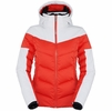 Killy Womens Sporty Jacket Mandarin Red