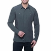 Kuhl Mens Bakbone Long Sleeve Carbon