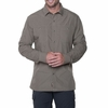 Kuhl Mens Bakbone Long Sleeve Dark Elm