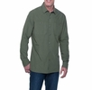 Kuhl Mens Bakbone Long Sleeve Winter Moss