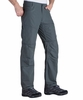 Kuhl Mens Liberty Convertible Pant Carbon