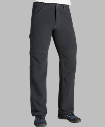Kuhl Mens Renegade Pant Carbon