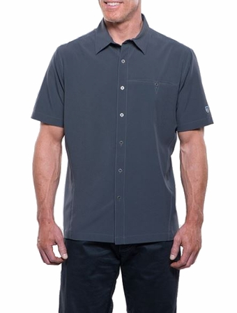 Kuhl Mens Renegade Shirt Carbon