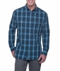 Kuhl Mens Response Long Sleeve Blue Mirage