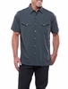 Kuhl Mens Stealth Shirt Black/ Koal