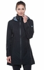 Kuhl Womens Jetstream Trench Black
