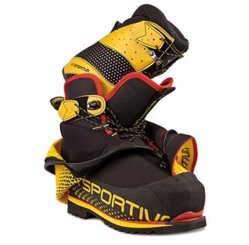 La Sportiva Olympus Mons Evo Yellow/ Black (Close Out)