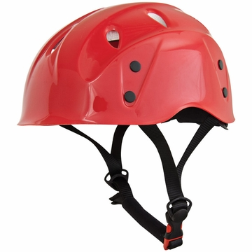 Liberty Mountain Rock Master Helmet Red