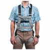 Liberty Mountain Rope Course Full-Body Harness Grey XL