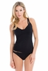 Lole Womens Azura Swim Tankini Black