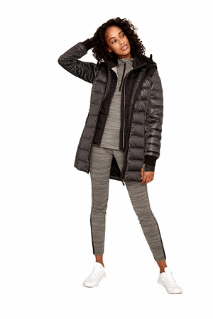 Lole Womens Faith Jacket Black