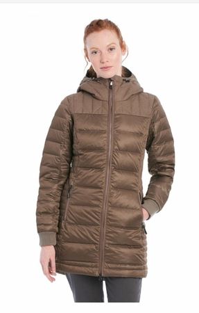 Lole Womens Faith Jacket Cinder Heather