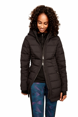 Lole Womens Gisele Jacket Black