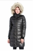 Lole Womens Katie Jacket Black and Dark Charcoal East Side