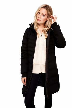 Lole Womens Katie Jacket Black Herringbone