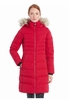 Lole Womens Katie Jacket Red Sea