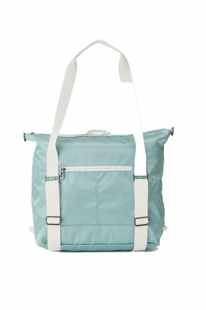 Lole Womens Lily Packable Bag Aqua Haze