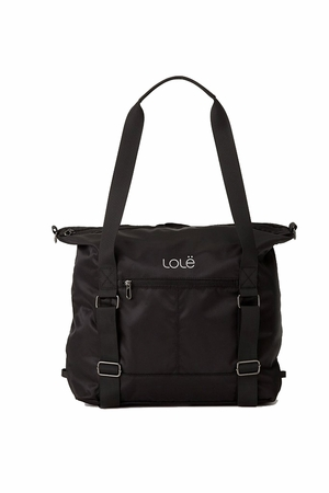 Lole Womens Lily Packable Bag Black
