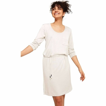 Lole Womens Malyka Dress Light Grey Heather