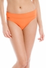 Lole Womens Mojito Swim Bottom High Rise Nectarine (Close Out)