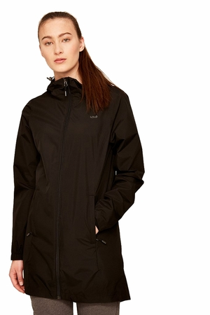 Lole Womens Piper Jacket Black