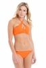 Lole Womens Rhassili Halter Nectarine (Close Out)