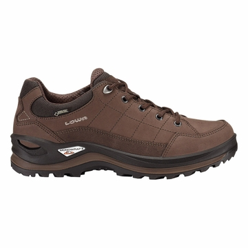 Lowa Mens Renegade III GTX Lo Espresso/ Brown
