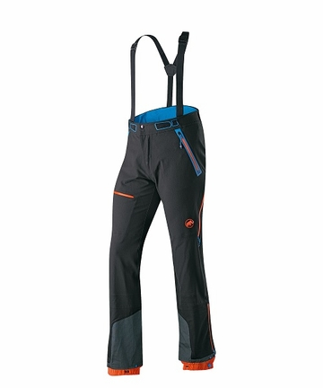 Mammut Mens Eisfeld Pants Black