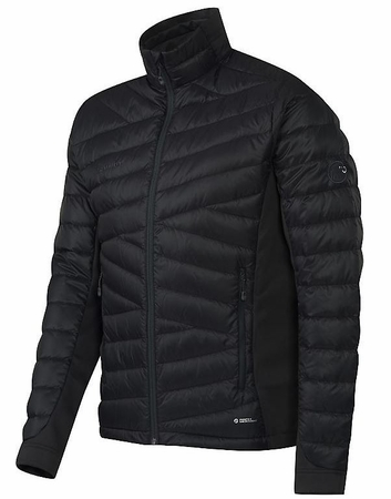 Mammut Mens Flexidown Jacket Black/ Graphite XXL