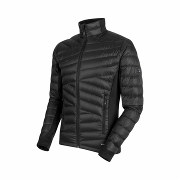 Mammut Mens Flexidown Jacket Black