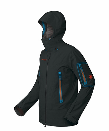 Mammut Mens Nordwand Pro Jacket Black