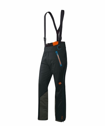 Mammut Mens Nordwand Pro Pants Black
