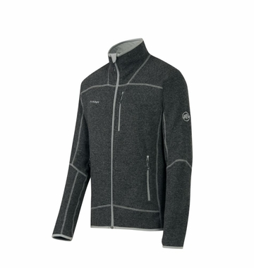 Mammut Mens Phase Jacket Graphite
