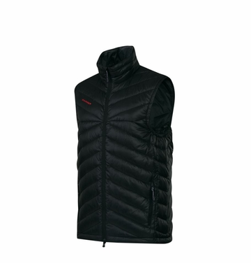 Mammut Mens Trovat Insulated Vest Black