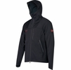 Mammut Mens Ultimate Hoody Black/ Black