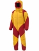 Marmot 8000M Down Suit Golden Yellow/ Fire