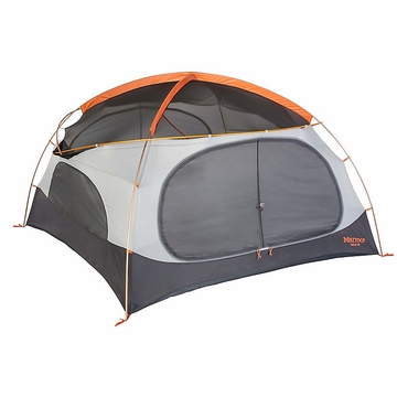 Marmot Halo 4P Tent Tangelo/ Rusted Orange