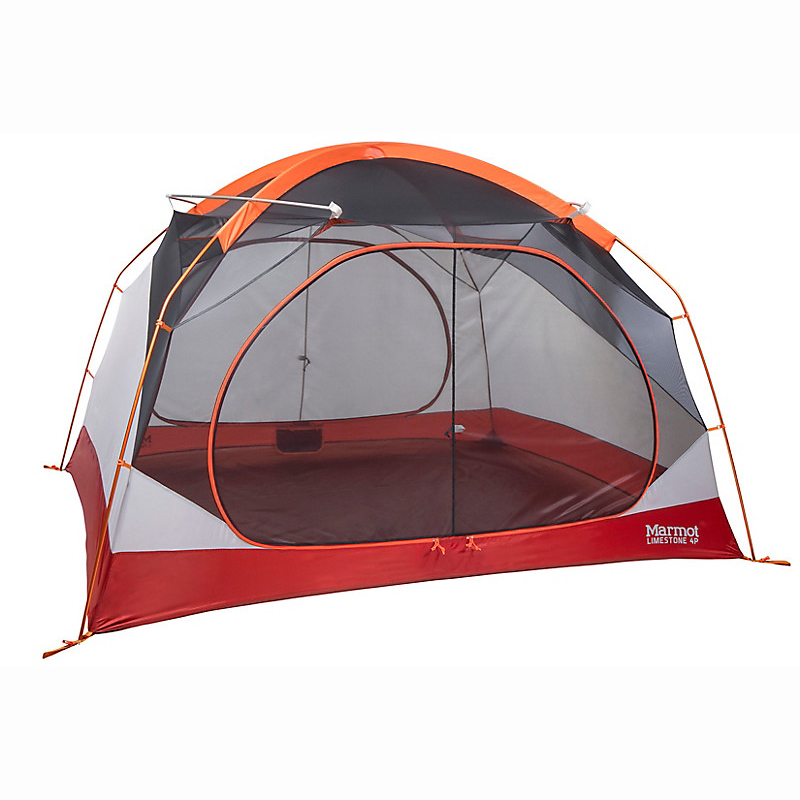 sc 1 st  Everest Gear & Marmot Limestone 4 Person Tent Orange Spice/Arona
